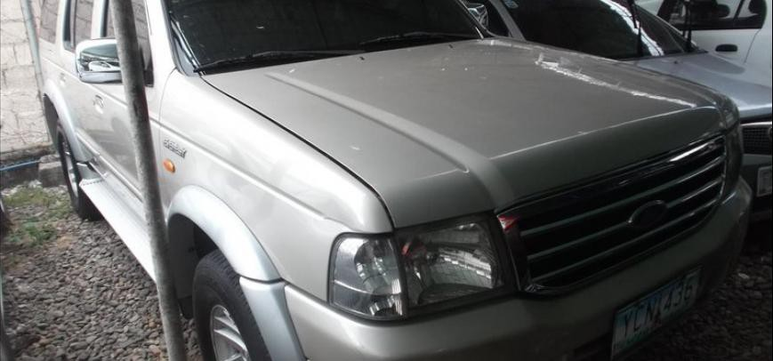 Ford Everest 2006 - 7