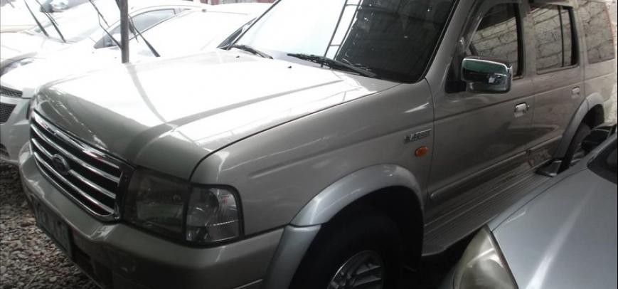 Ford Everest 2006 - 8