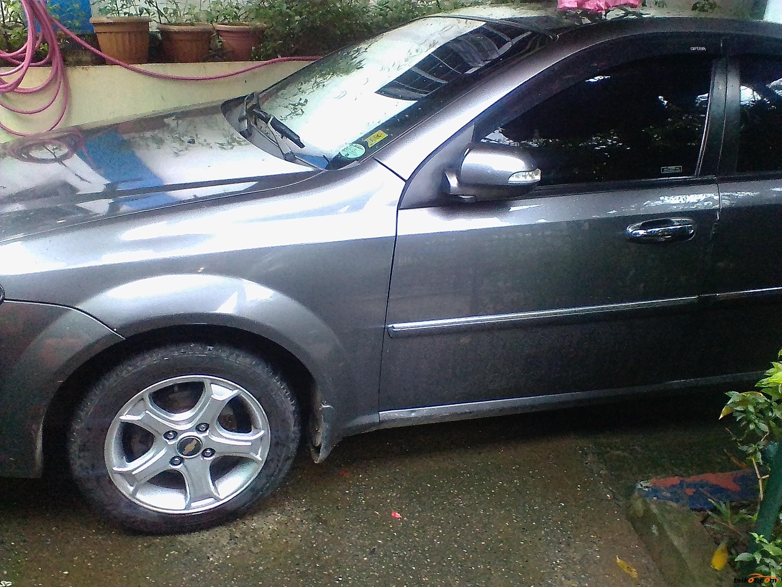 Chevrolet Optra 2008 - 3