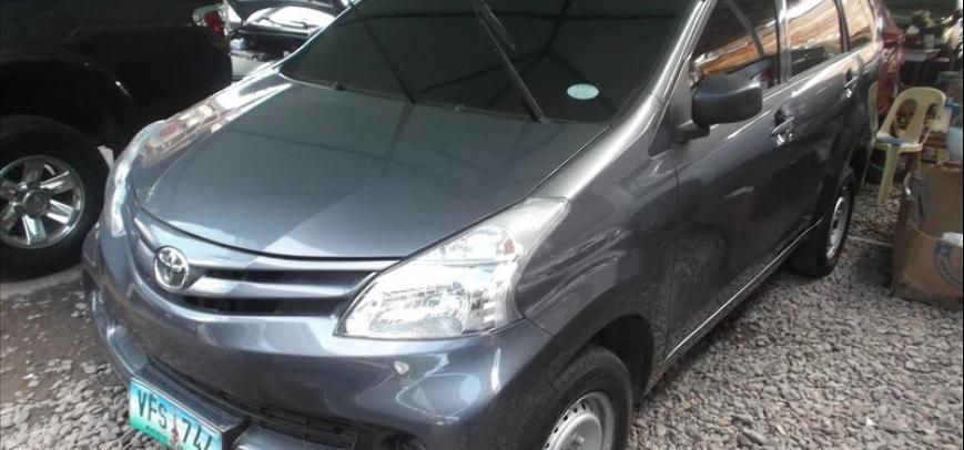 Toyota Avanza 2013 - 14