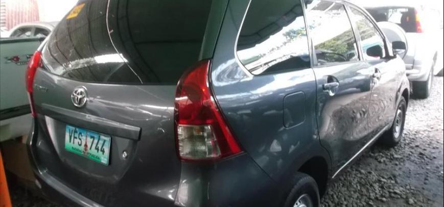Toyota Avanza 2013 - 9