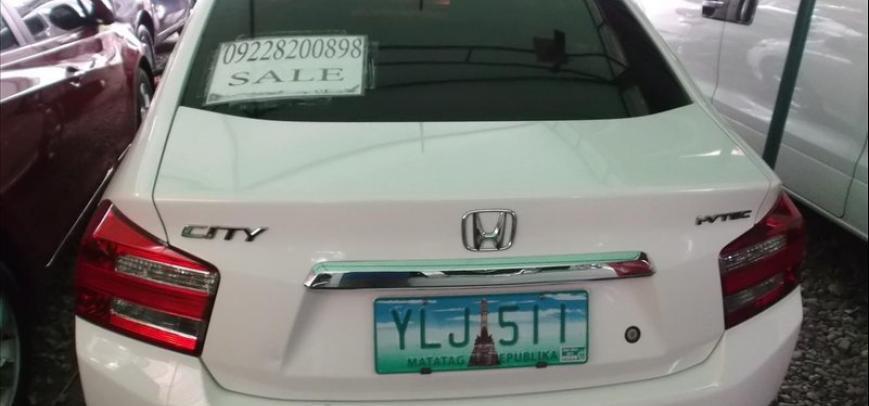 Honda City 2013 - 8