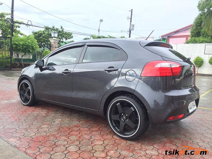 Kia Rio 2014 Car For Sale Metro Manila