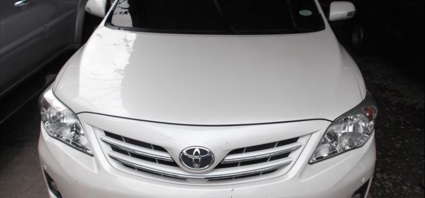 Toyota Corolla 2012 - 6