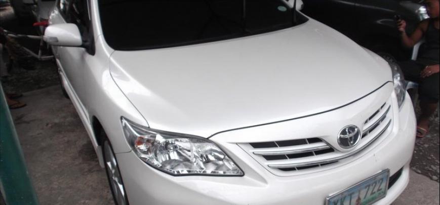 Toyota Corolla 2012 - 9