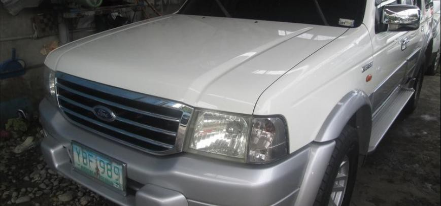 Ford Everest 2004 - 2
