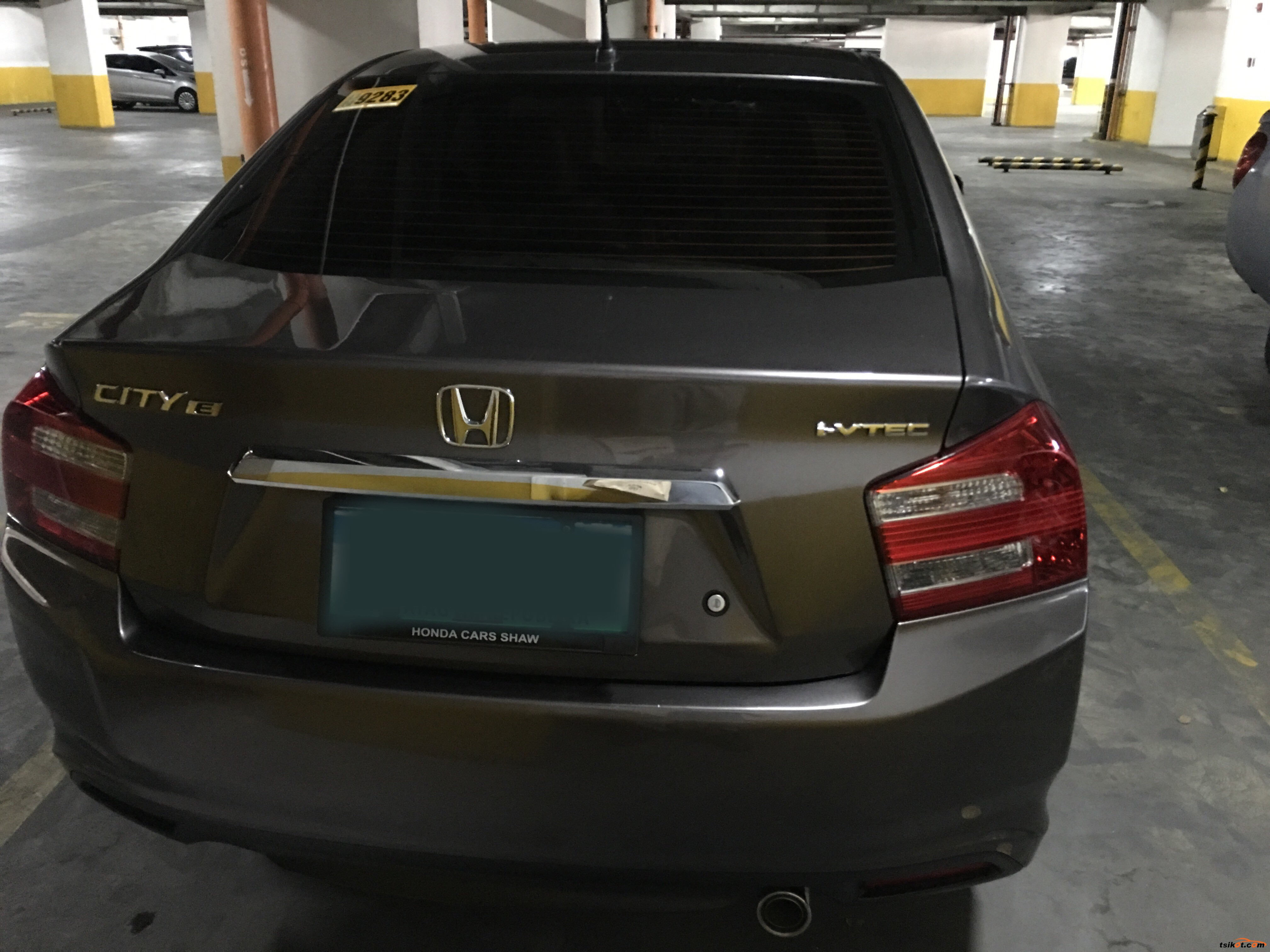 Honda City 2013 - 4