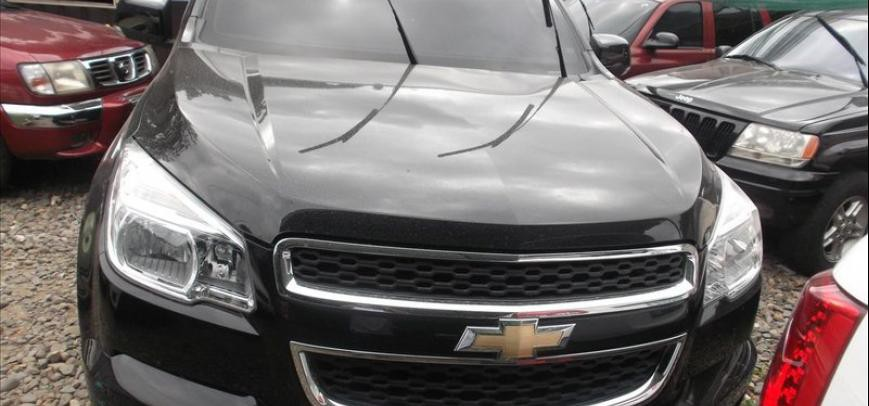 chevrolet colorado 2013 car for sale central visayas. Black Bedroom Furniture Sets. Home Design Ideas