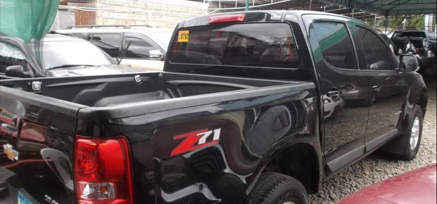 Chevrolet Colorado 2013 - 10