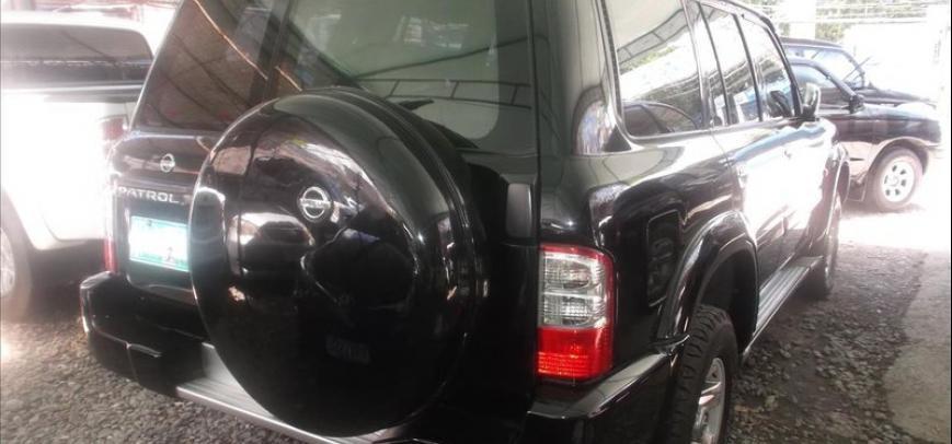 Nissan Patrol 2006 - 10