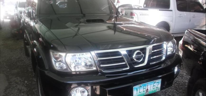 Nissan Patrol 2006 - 7