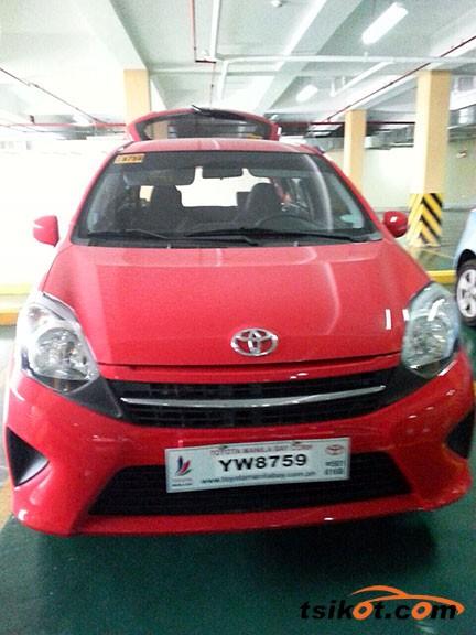 Toyota Wigo 2016 - 2