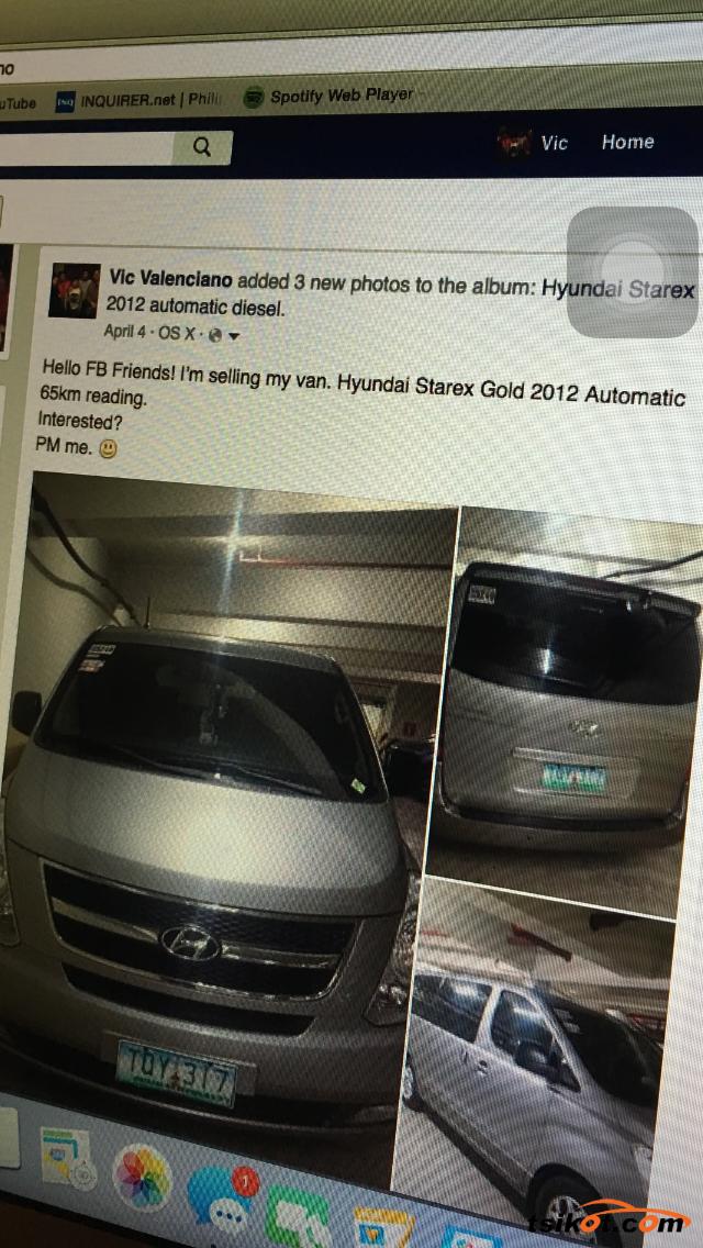 Hyundai G.starex 2012 - 6