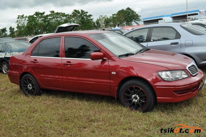 Mitsubishi Lancer 2003 - 3
