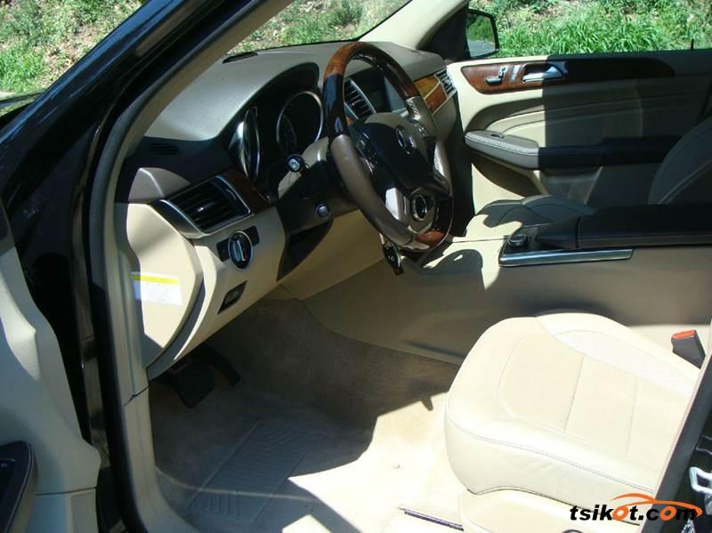 Mercedes-Benz M-Class 2012 - 4