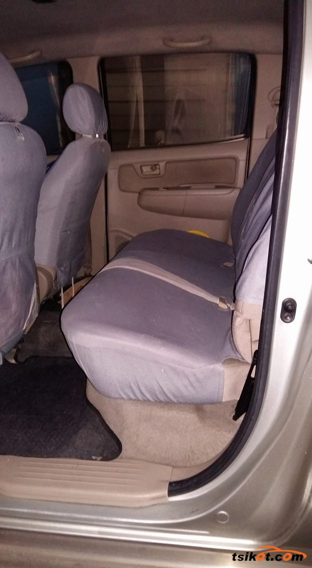 Toyota Hilux 2007 - 3