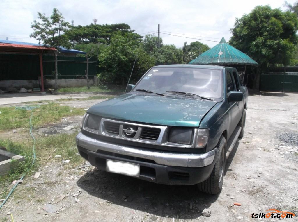 Nissan Frontier 2000 - 2