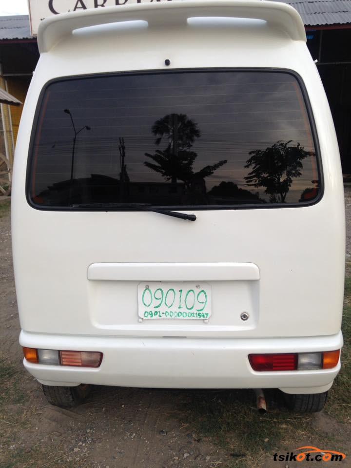 Suzuki Multi-Cab 2015 - 2