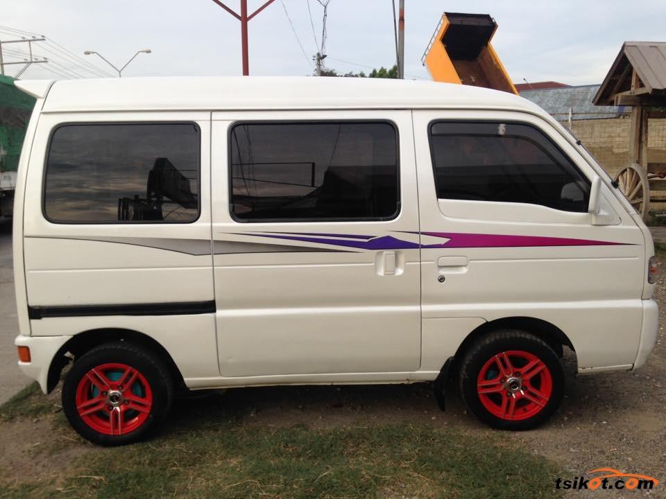 Suzuki Multi-Cab 2015 - 5