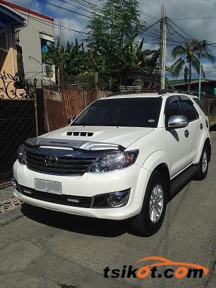 Toyota Fortuner 2014 - 1