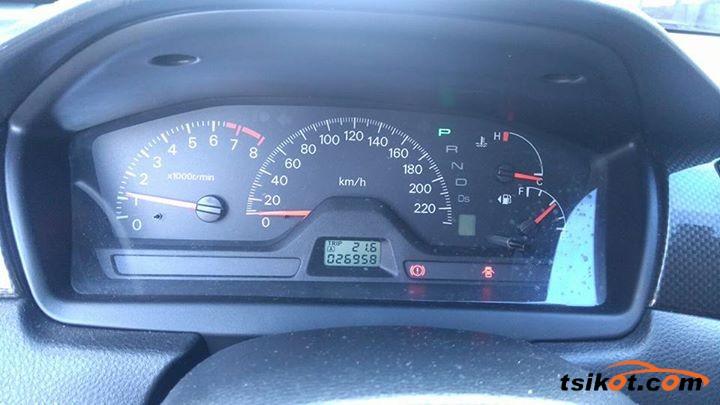 Mitsubishi Lancer 2009 - 9