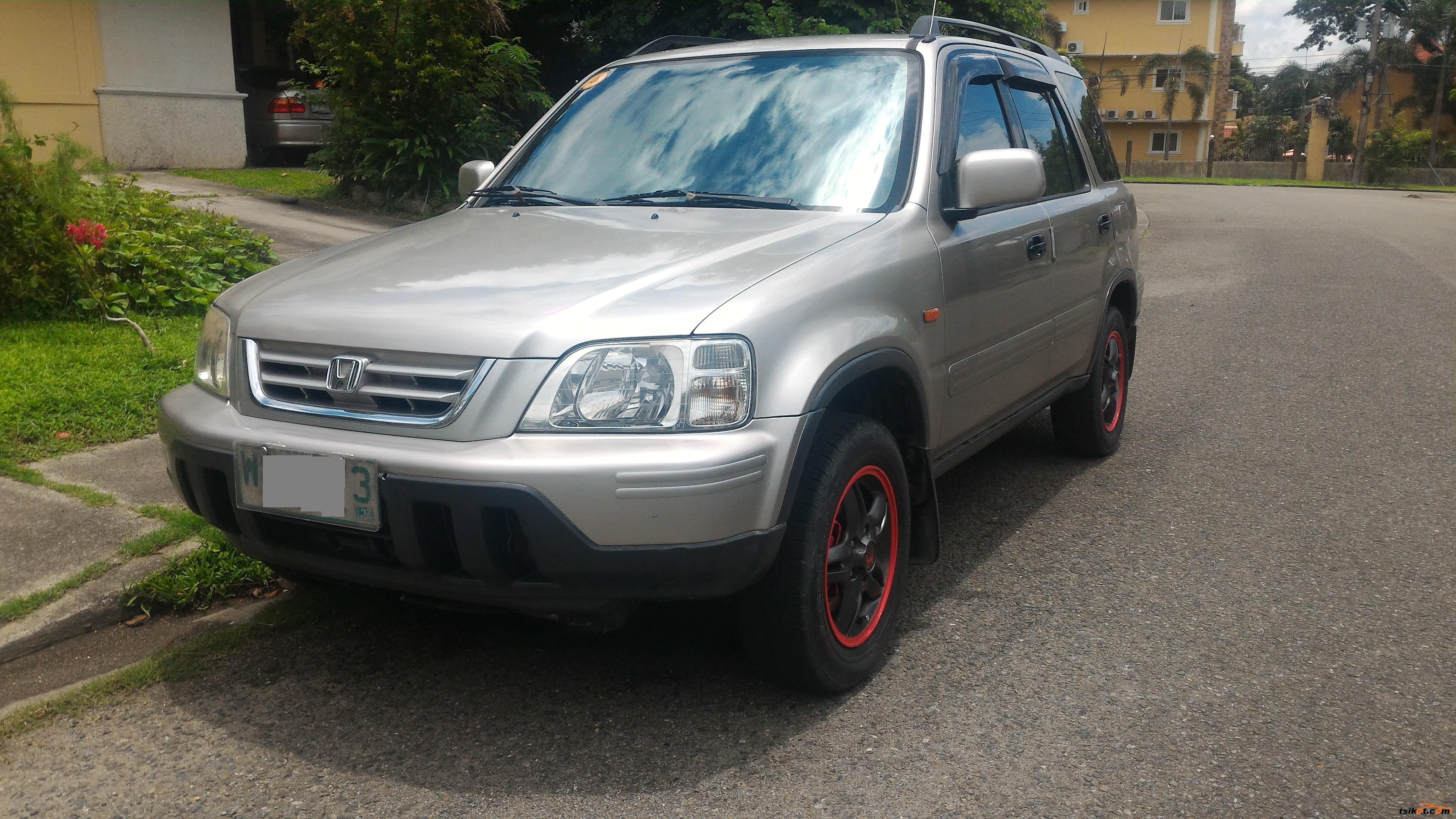 Honda Cr-V 1998 - 7