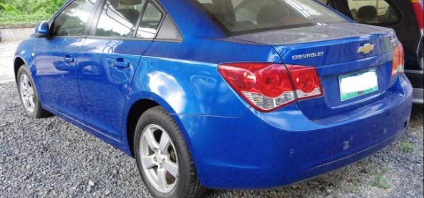 Chevrolet Cruze 2011 - 3