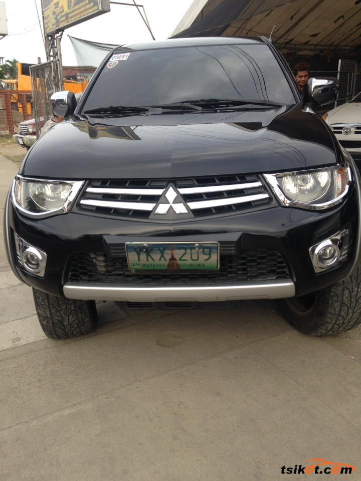 Mitsubishi Strada 2012 - 9
