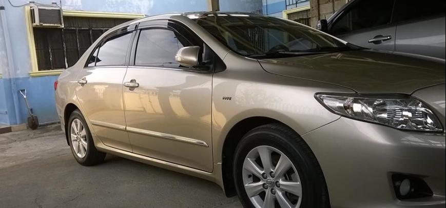 Toyota Corolla 2010 - 7