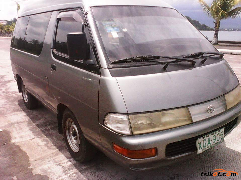 Toyota Aa 1999 - 3