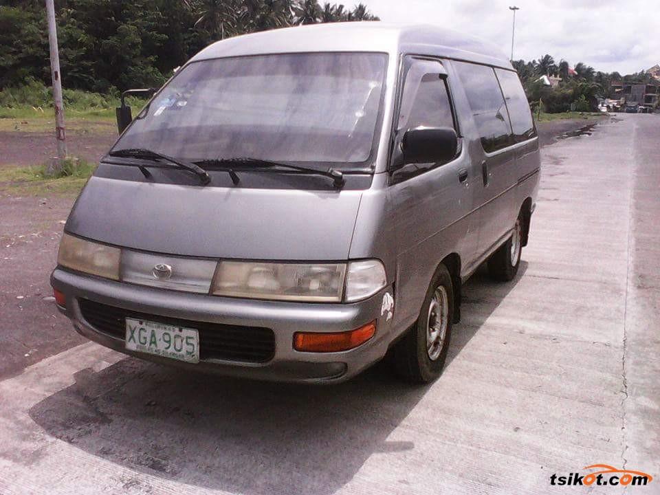 Toyota Aa 1999 - 6