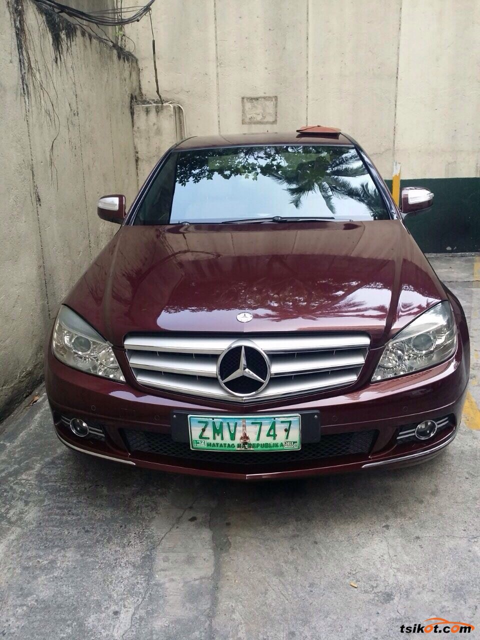 Mercedes benz c class 2008 car for sale metro manila for Mercedes benz c class sale