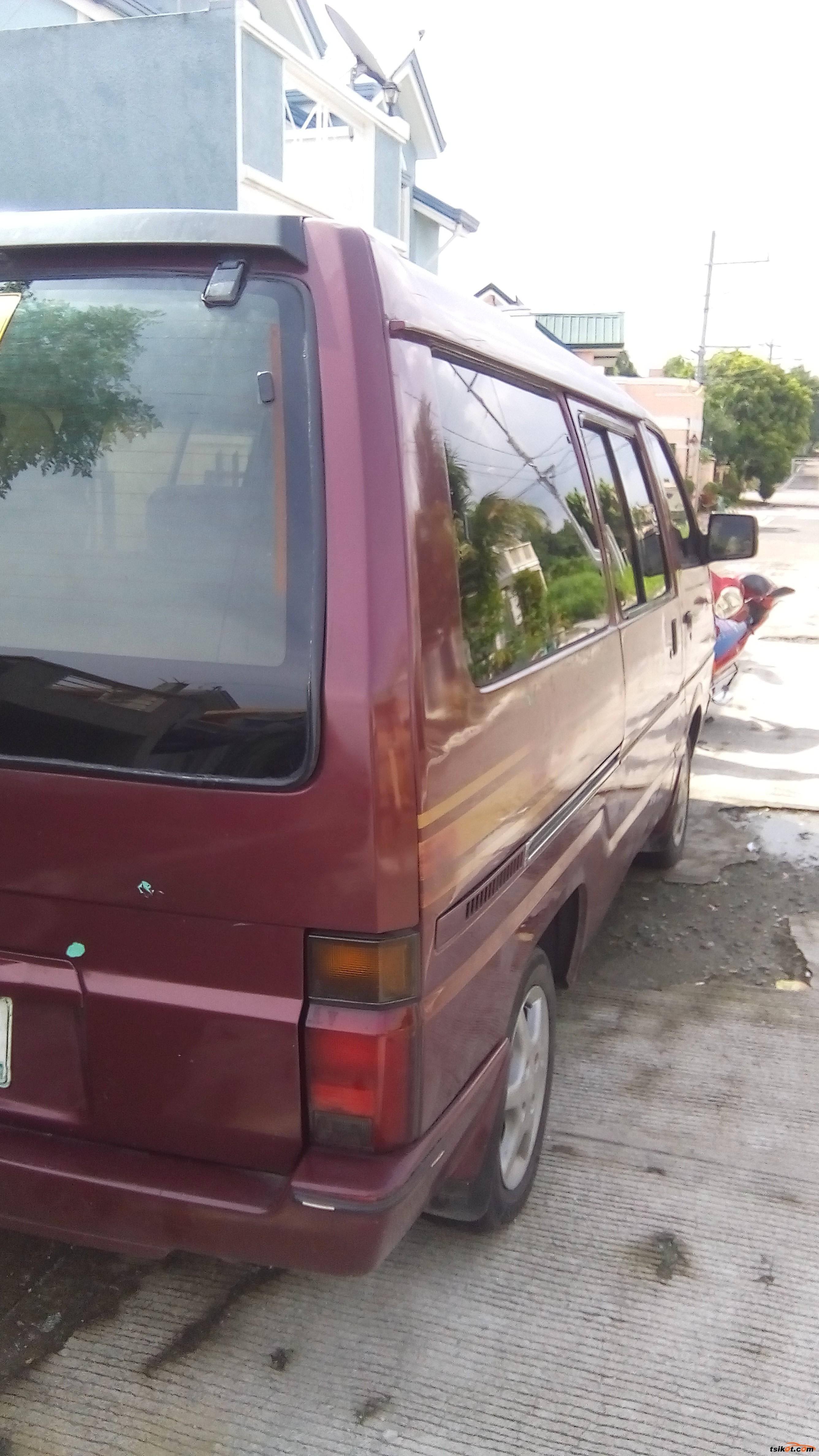 Nissan Vanette 1997 - 3