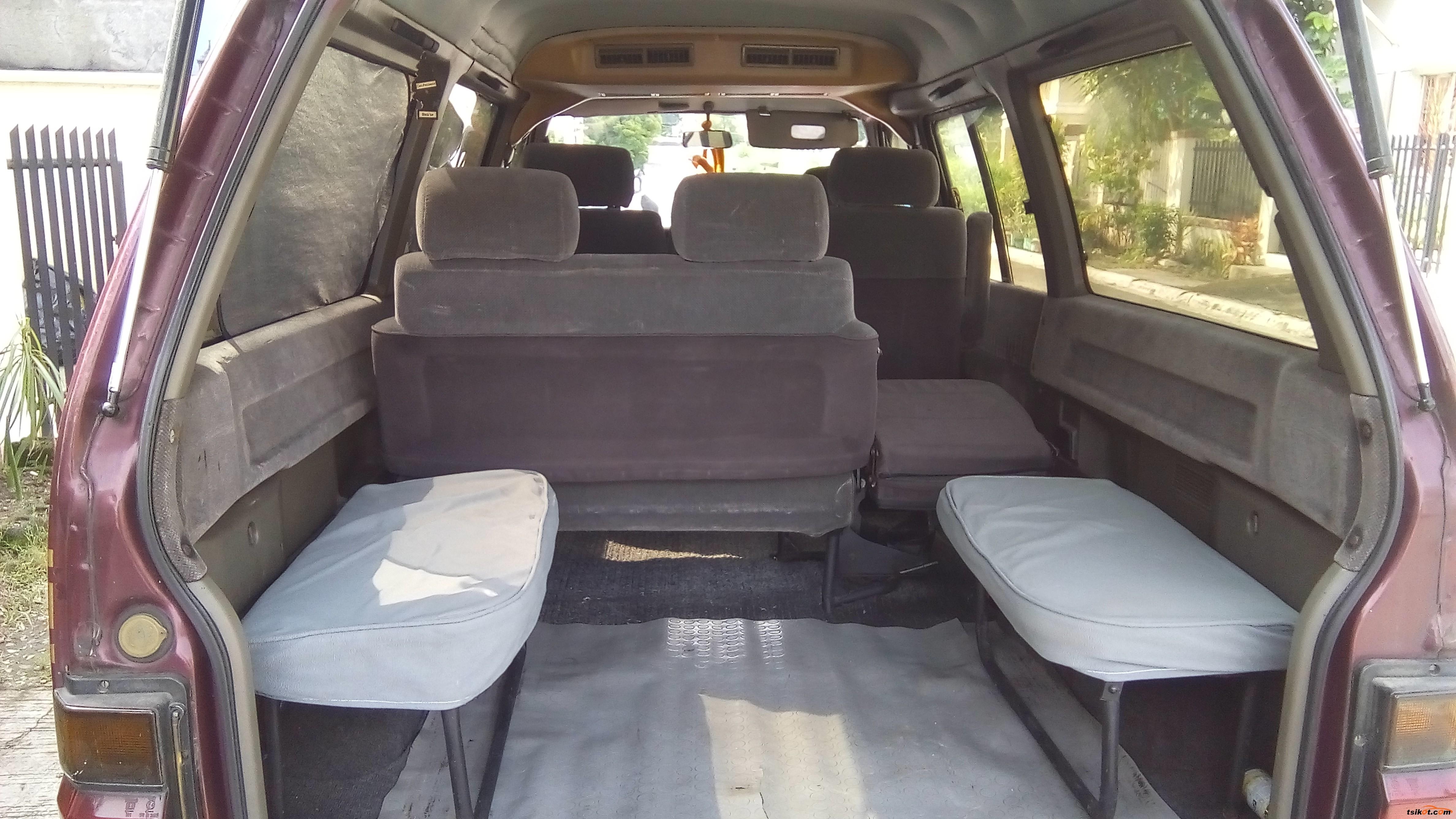 Nissan Vanette 1997 - 7