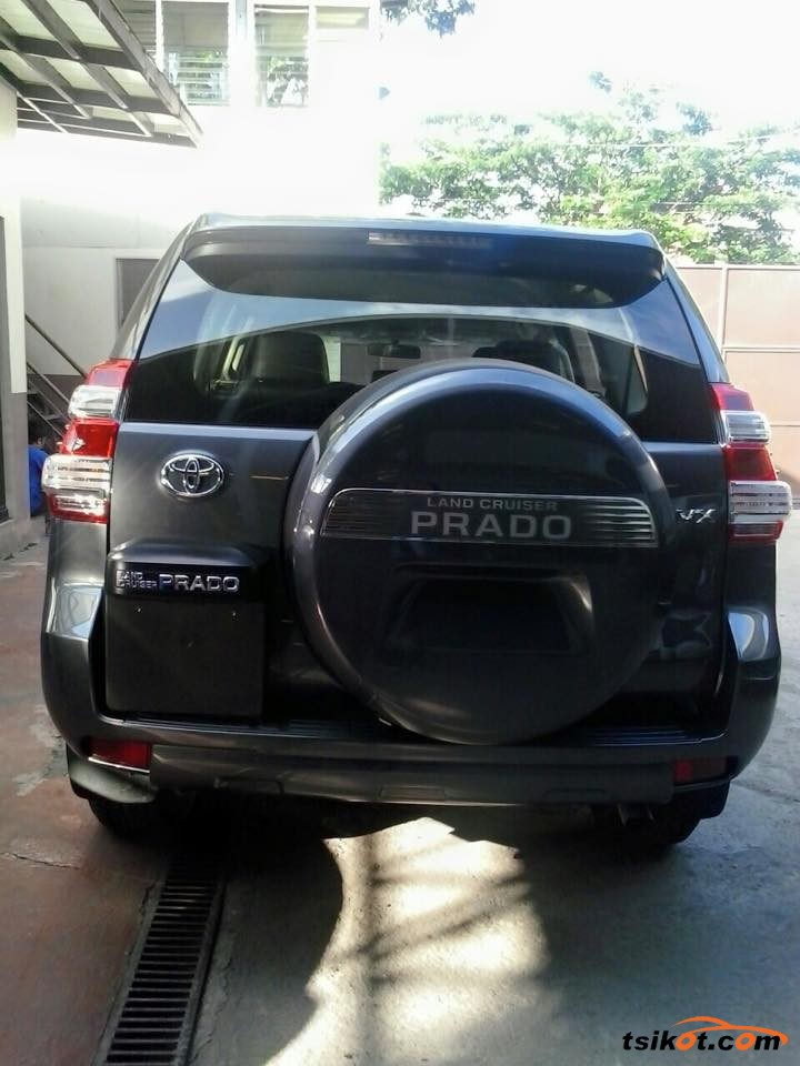 Toyota Land Cruiser 2014 - 9