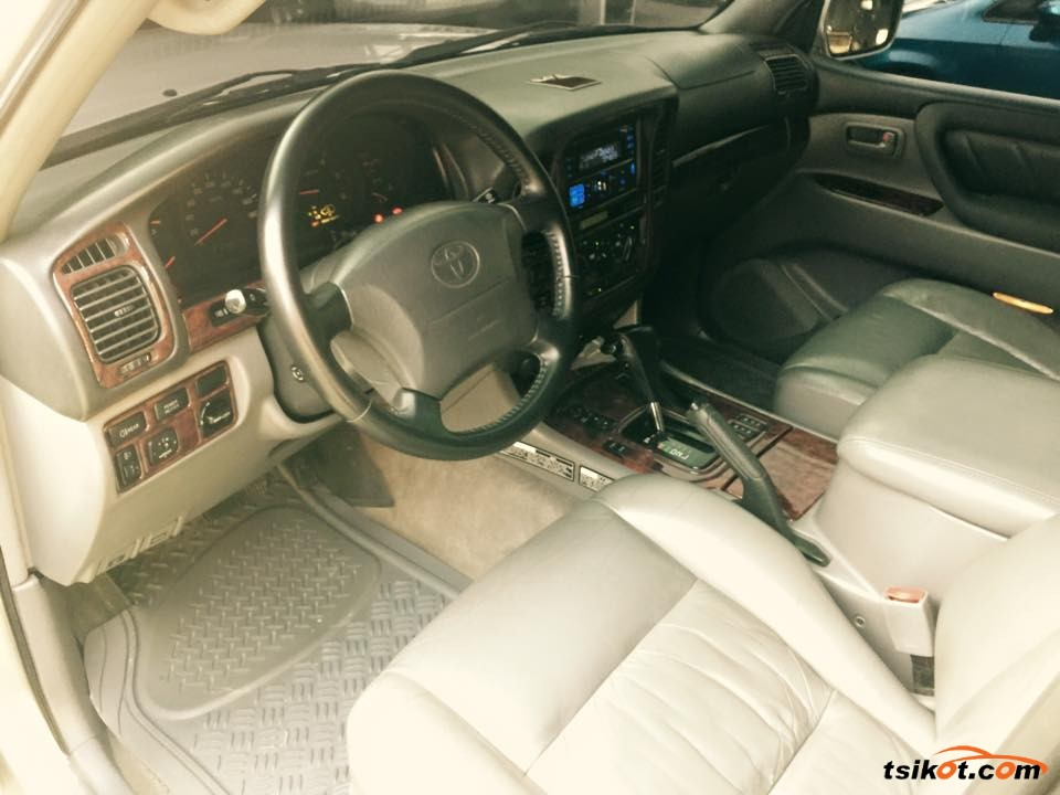 Toyota Lc 2012 - 2
