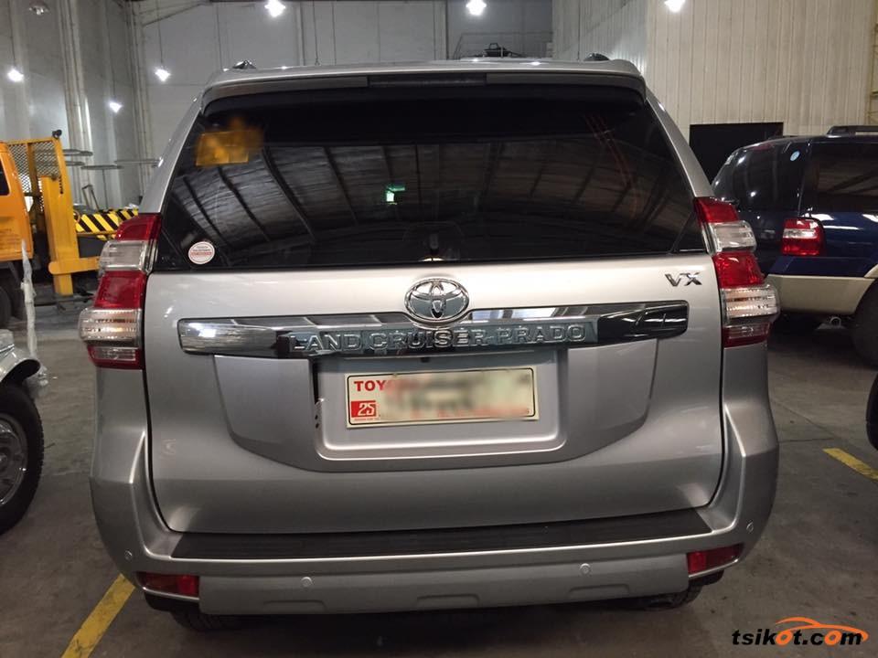 Toyota Land Cruiser 2016 - 3