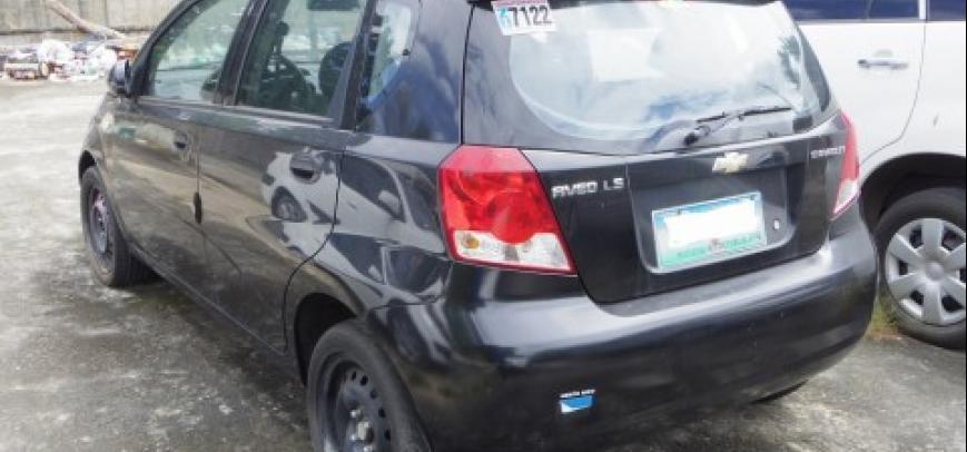 Chevrolet Aveo 2010 - 3