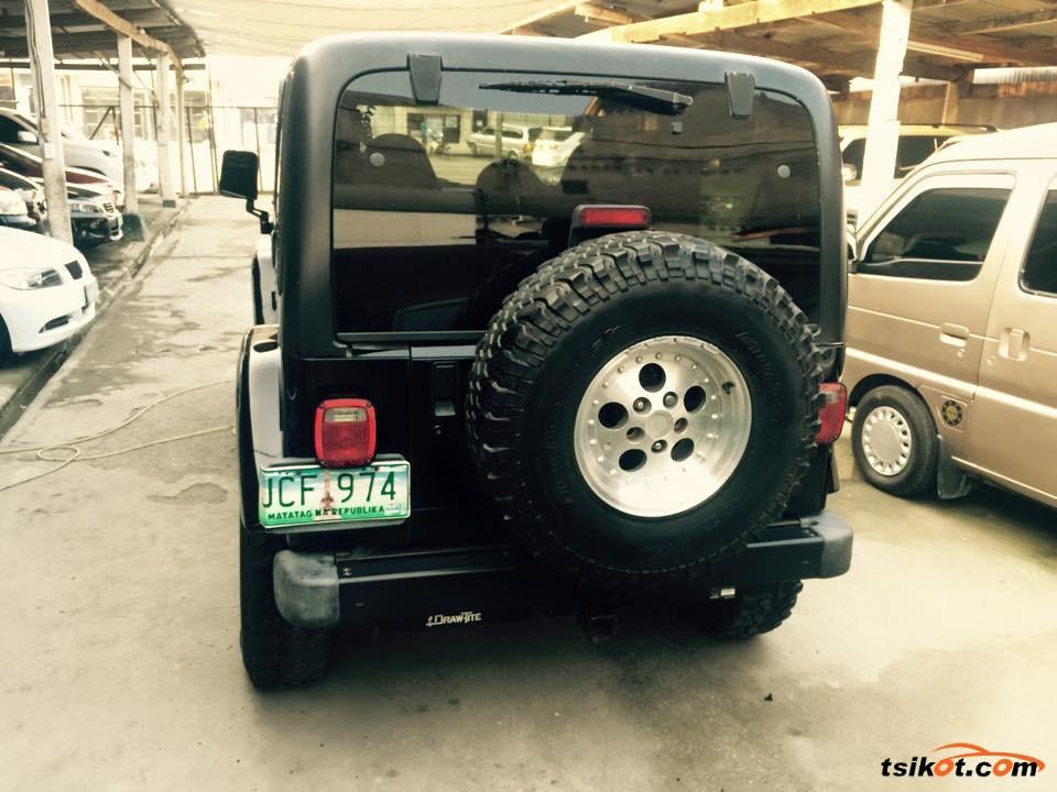 Jeep Wrangler 2012 - 3