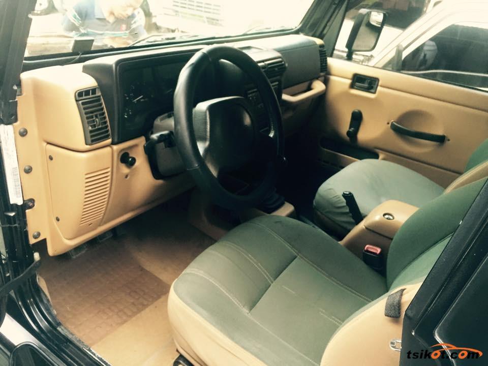 Jeep Wrangler 2012 - 4