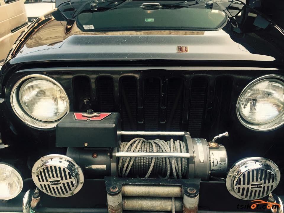 Jeep Wrangler 2012 - 5