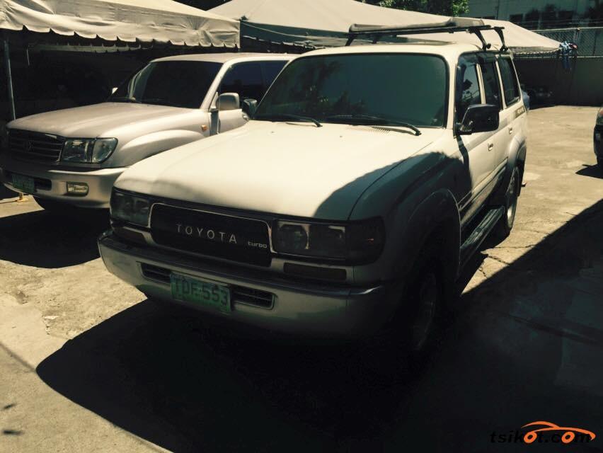 Toyota Lc 1980 - 4