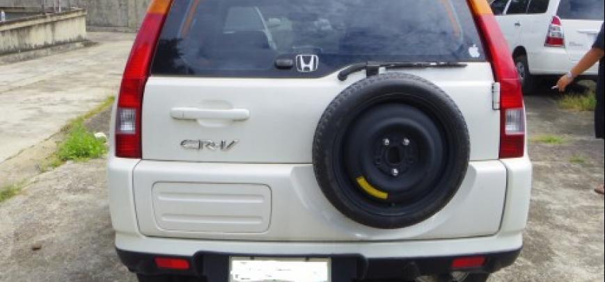 Honda Cr-V 2005 - 11