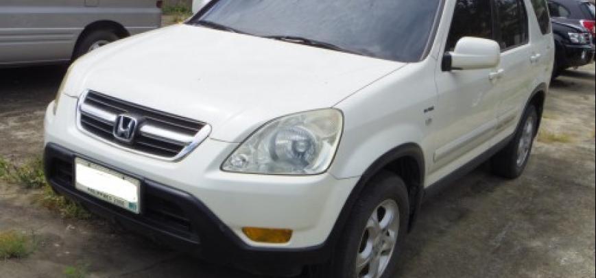 Honda Cr-V 2005 - 6