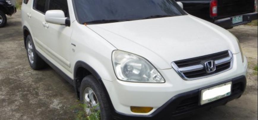 Honda Cr-V 2005 - 7