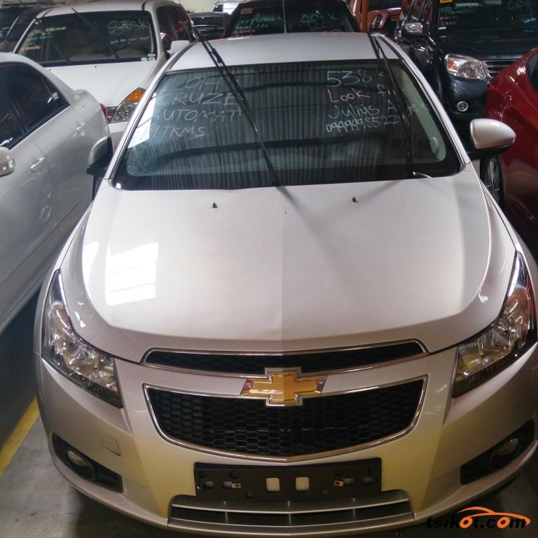Chevrolet Cruze 2014 - 1