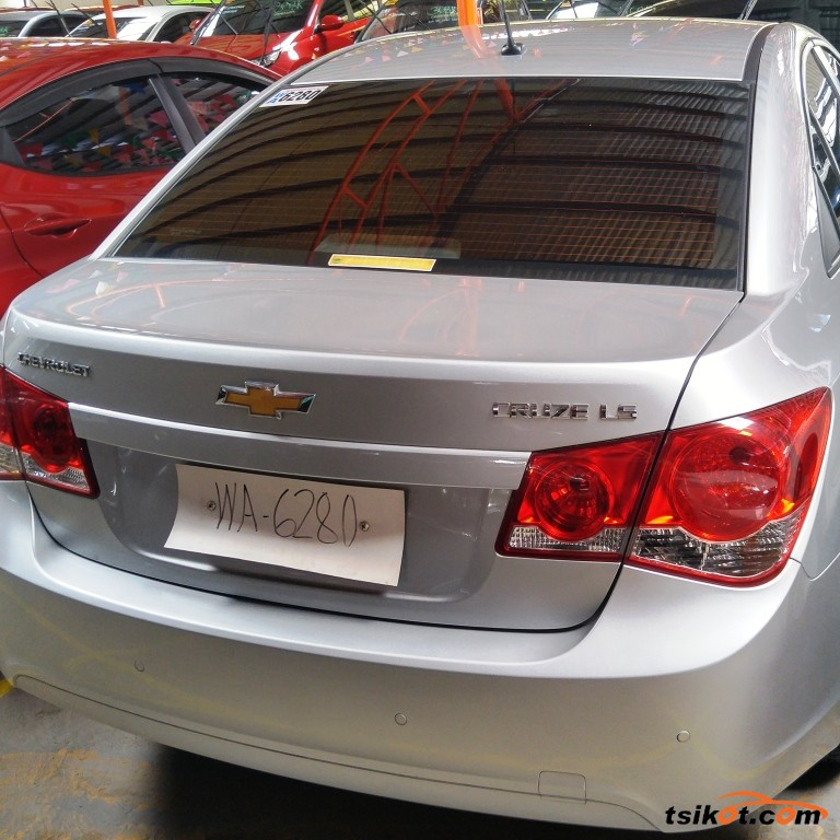Chevrolet Cruze 2014 - 2