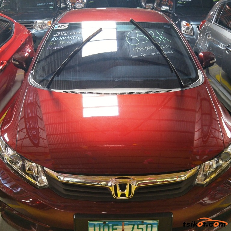 Honda Civic 2012 - 1
