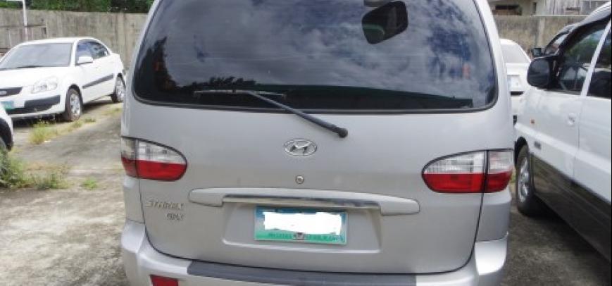 Hyundai Starex 2005 - 12