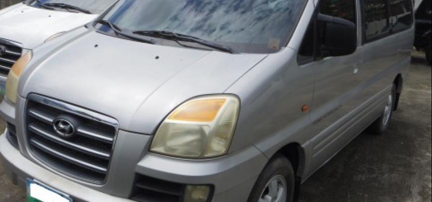 Hyundai Starex 2005 - 3